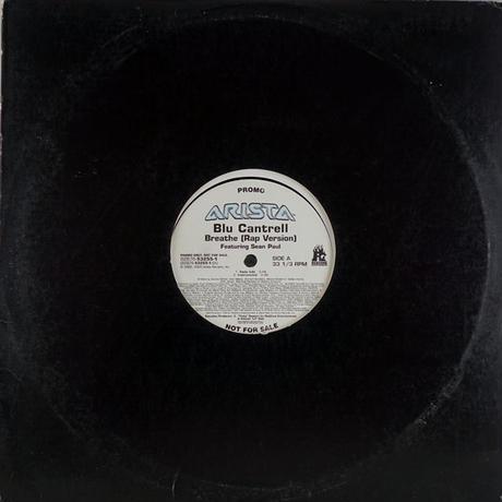 Blu Cantrell // Breathe  (Rap ver) // RB015B