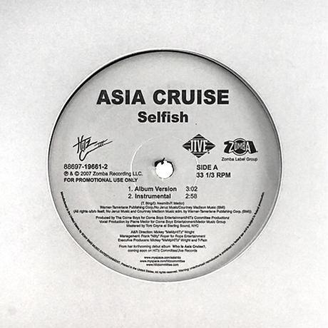 Asia Cruise // Selfish // RA043A