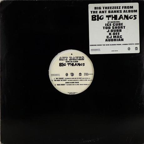 Ant Banks // Big Thangs (EP) // WA009B