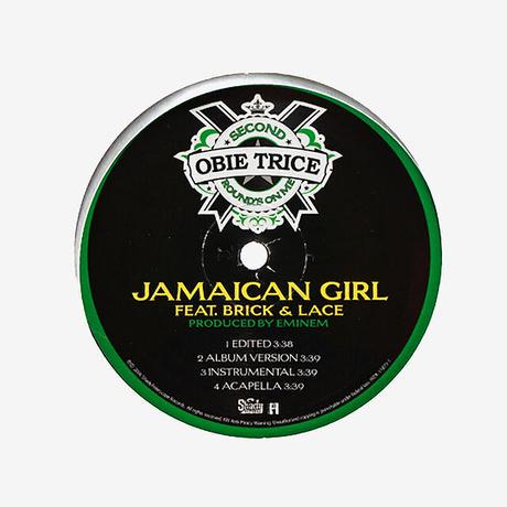 Obie Trice // Jamaican Girl // HO005A