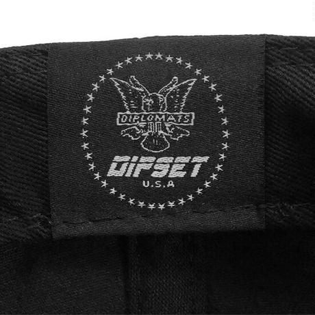 DIPSET U.S.A. キャップ -YOU MAD SNAPBACK / BLACK-