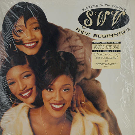 SWV // New Beginning // RS021A