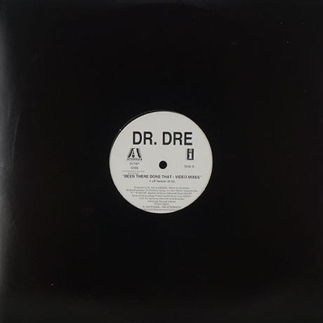 Dr. Dre // Been There Done That - Video Mixes