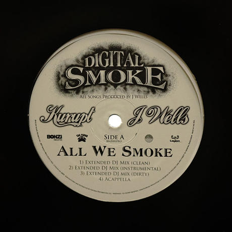 Kurupt & J. Wells // All We Smoke