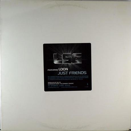 LSG - Just Friends  //RL002A