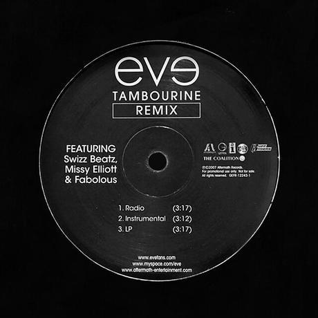 Eve // Tambourine (Remix) // HE016A