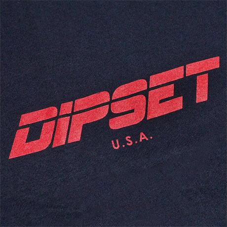 DIPSET U.S.A. Tシャツ -DIPKEES T-SHIRT / NAVY-