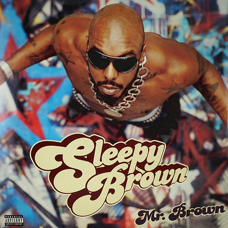 Sleepy Brown // Mr. Brown (LP)