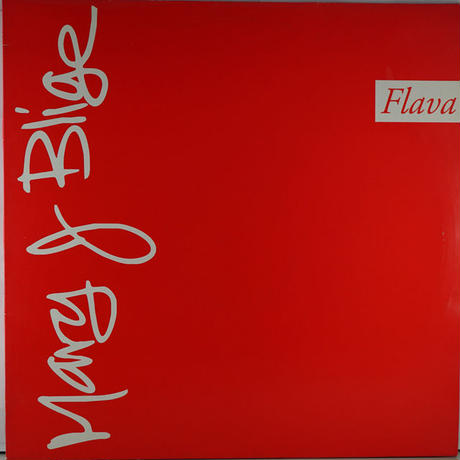 Mary J Blige - Flava(LP)