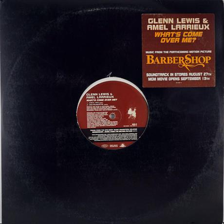 Glenn Lewis // What's Come Over Me? // RG005B