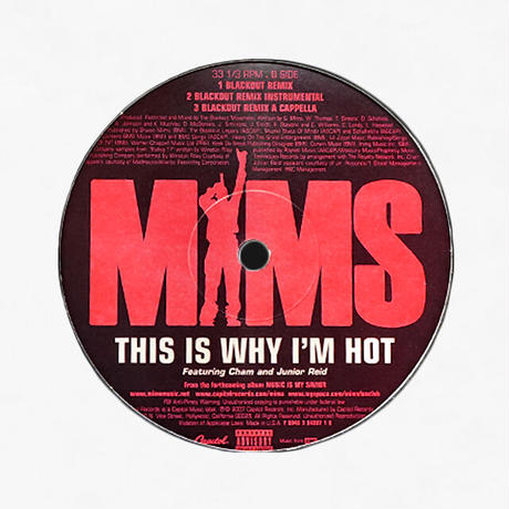 Mims // This Is Why I'm Hot // HM045B