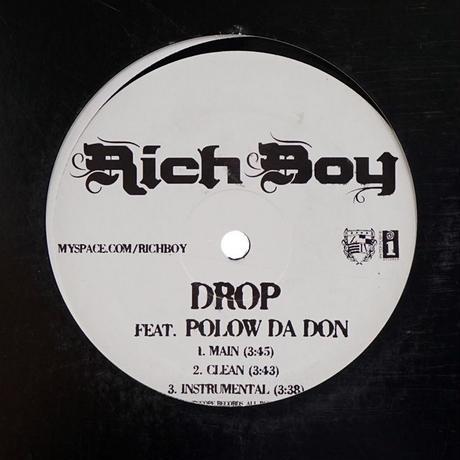 Rich Boy - Drop