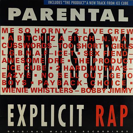 Various // Explicit Rap // H98036A