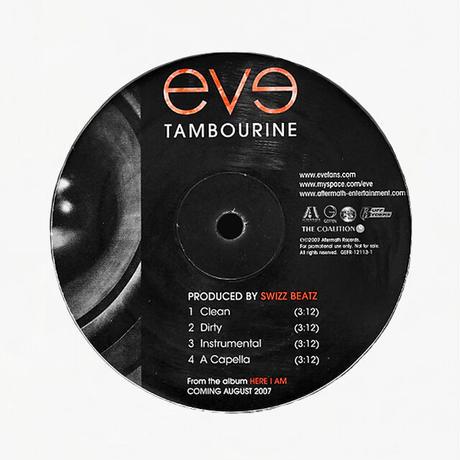Eve // Tambourine // HE015A
