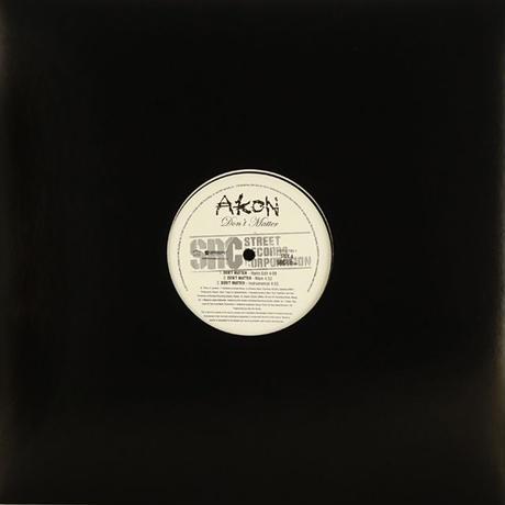 Akon // Don't Matter // RA037A