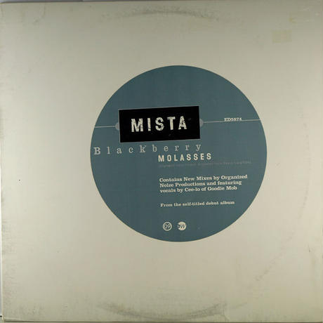 Mista - Blackberry Molasses