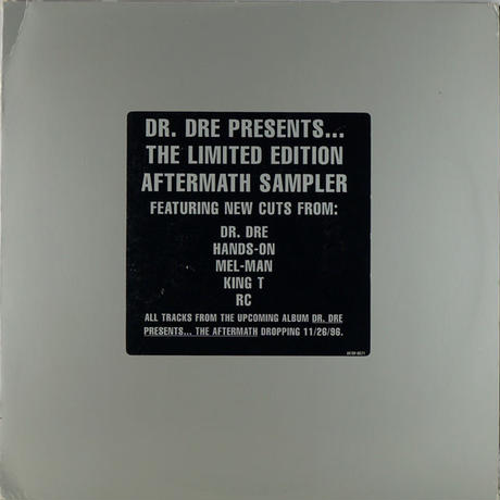 Dr.Dre - Aftermath Sampler (EP)