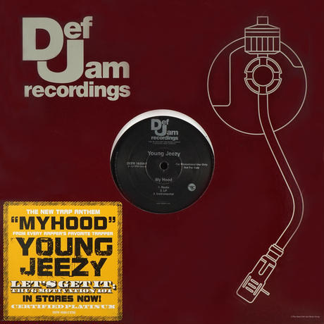 Young Jeezy // My Hood // HY049A