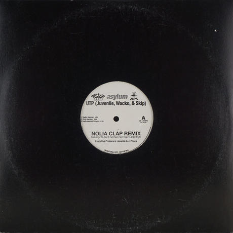 UTP /  Hot Wright // Nolia Clap Remix / Dopeman