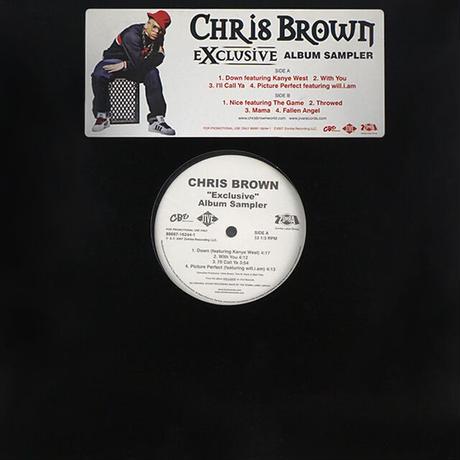 Chris Brown // Exclusive Album Sampler // RC027B