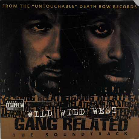 V.A - Gang Related The Soundtrack