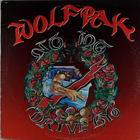 Wolf Pack - No Mo Drive Bys