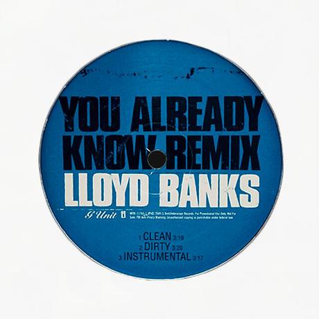 50 Cent / Lloyd Banks // I'll Whip Ya Head Boy (Remix) / You Already Know (Remix) // HM043B