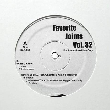 Various // Favorite Joints Vol.32 // H98038D