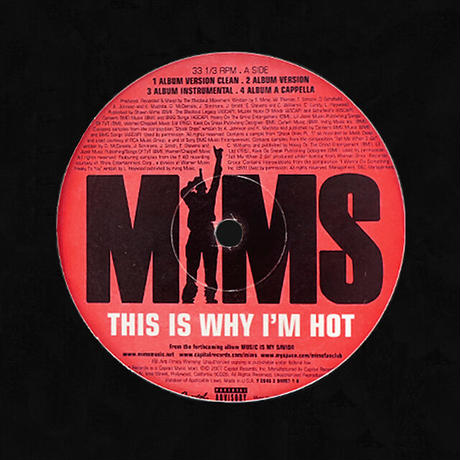 Mims // This Is Why I'm Hot // HM044B