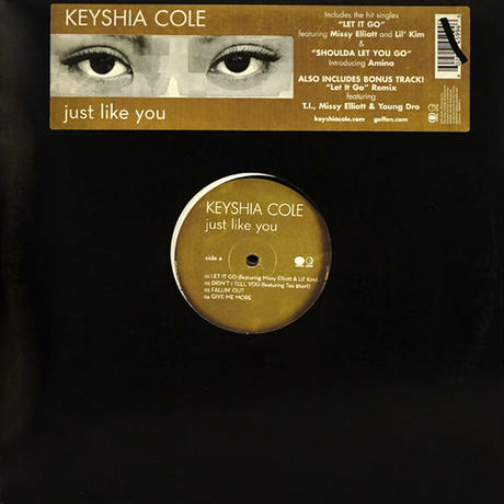 Keyshia Cole // Just Like You // RK023B