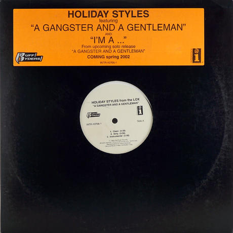 Styles P - A Gangster And A Gentleman