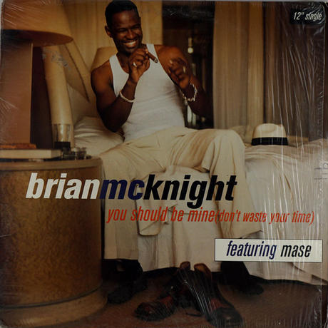 Brian McKnight // You Should be Mine // RB003C