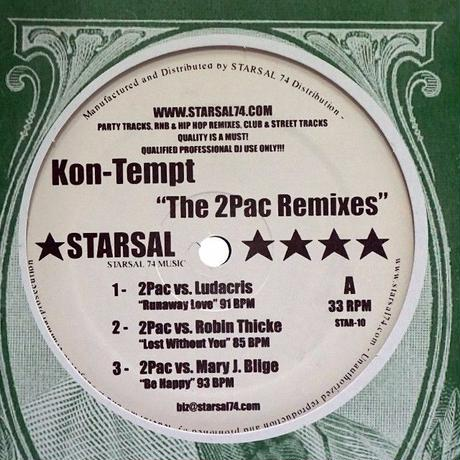 2pac - Remixes