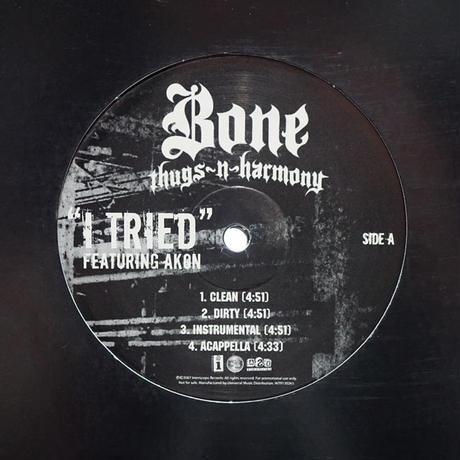 Bone Thugs-N-Harmony // I Tried / Bump In The Trunk // HB027A