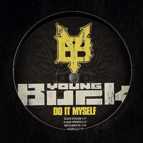 Young Buck // Do It Myself // HY030A