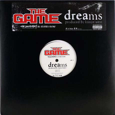 The Game // Dreams // WG002A