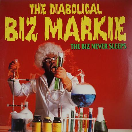 The Diabolical Biz Markie // The Biz Never Sleeps