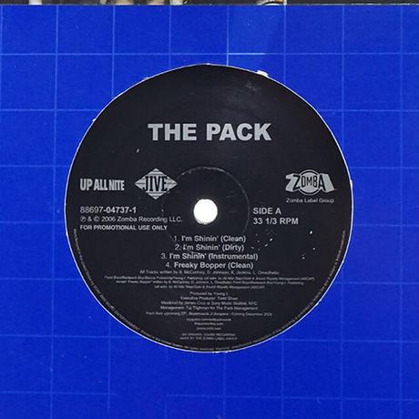 The Pack // I'm Shinin' / Candy / Freaky Bopper // HT048A