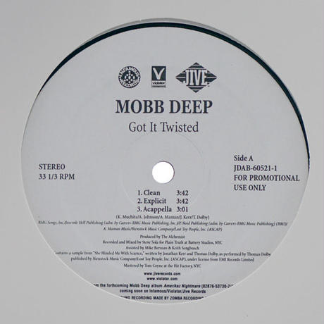 Mobb Deep - Got It Twisted