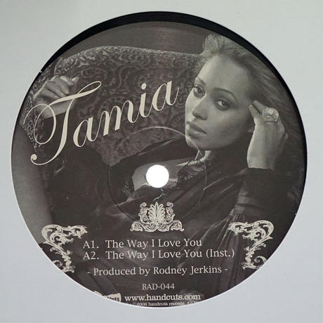 Tamia - The Way I Love You