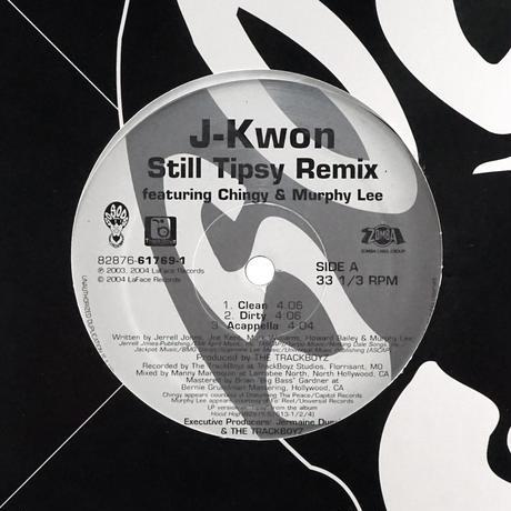J-Kwon // Still Tipsy (Remix) / Hood Hop // HJ047B