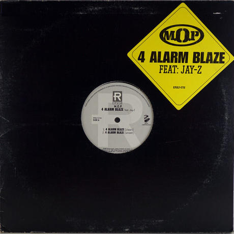 M.O.P - 4 Alarm Blaze