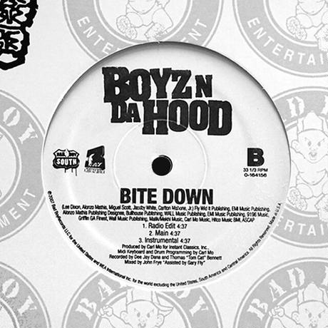 Boyz N Da Hood // Everybody Know Me / Bite Down // HB052A