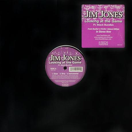 Jim Jones // Looking At The Game // HJ030B