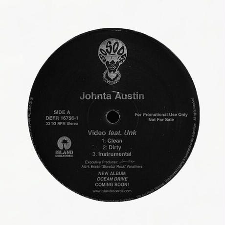 Johnta Austin Feat. Unk // Video // HJ051C
