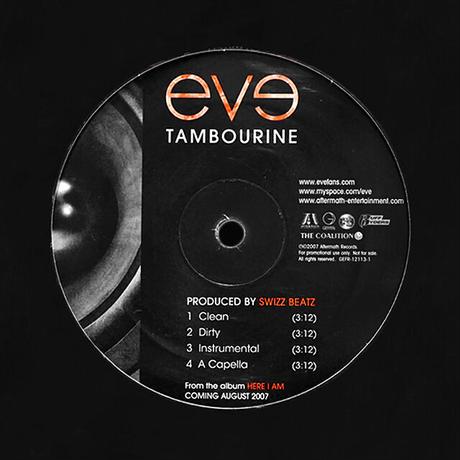 Eve // Tambourine // HE014A