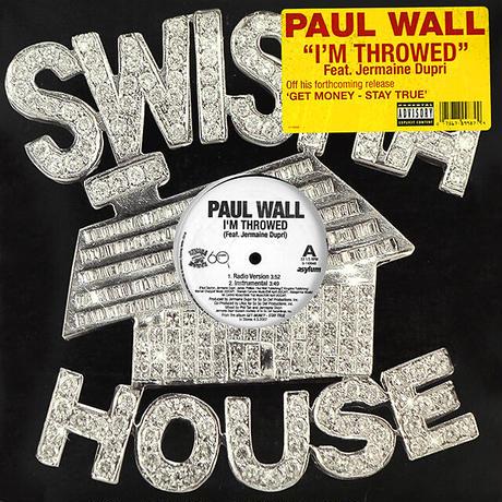 Paul Wall Feat. Jermaine Dupri // I'm Throwed // HP037A