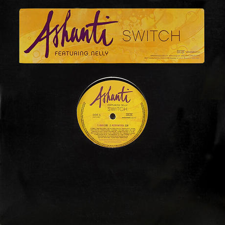 Ashanti Featuring Nelly // Switch // RA044A