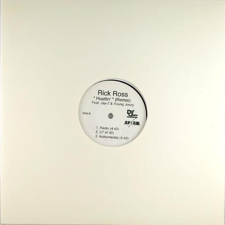 Rick Ross // Hustlin Remix // HR018A