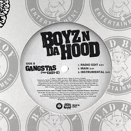 Boyz N Da Hood // Felonies / Gangstas // HB046A